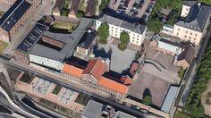 Forsvarets ledelsesbygg, Oslo