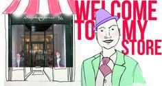A new shop New Shop, Joker, Fictional Characters, Shopping, The Joker, Fantasy Characters, Jokers, Comedians
