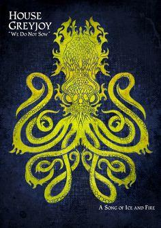 House Greyjoy by ~UrukkiSaki on deviantART