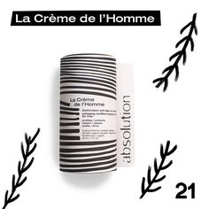 DAY 21 of AbsoCalendar This Wednesday we are giving you the chance to win our Crème de l'Homme. All what you've been expecting from a cream protects repairs and firm the sensitive skin.  In order to participate to today's drawing just follow these 3 easy steps: Like our page @absolution_cosmetics (if you haven't already  ). Like this picture. Tag in the comments one friend who you think would like to discover Absolution this product and give her or him a 20% discount on our e-shop. We will…