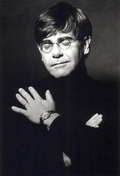 Elton John by Greg Gorman