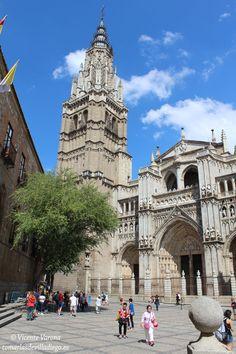 CATEDRAL DE SANTA MARÍA, Toledo, Castilla la Mancha, España