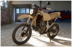 '88 Honda Africa Twin 650 - 'WhiskeyThrottle' - Pipeburn - Purveyors of Classic Motorcycles, Cafe Racers & Custom motorbikes