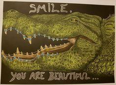 Alligator by Alexandra Rodrigues