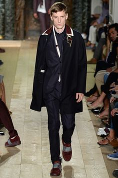 Valentino Spring 2015 Menswear Fashion Show