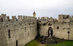 Castello dell'Imperatore a Prato a spasso con GGD Toscana, Flod  Visit Prato #InvasioniDigitali