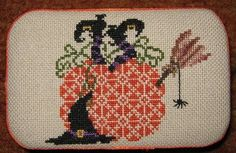 needlepoint on top of altoid tin | Annie Bebops Coloring Book: A Wicked Accident