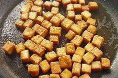 Grundrezept für knusprig gebratenen Tofu 1