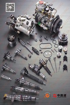 Diesel Fuel, Diesel Engine, Motor Diesel, Automobile, Common Rail, Relief Valve, Engine Block, Combustion Engine, Drive Shaft