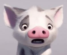 The perfect MoanaPigPua Pua Pig Animated GIF for your conversation. Discover and Share the best GIFs on Tenor. Looney Tunes Cartoons, Disney Cartoons, Moana Gif, Pua Pig, Gif Lindos, Disney Sidekicks, Disney Posters, Cute Pigs, Vignettes