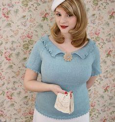 Ravelry: Miss DeHavilland pattern by Jacquelyn Jefferies