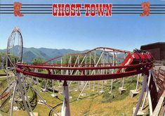 Visited Ghost Town In The Sky, Maggie Valley