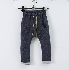 I'm going to try to make these today Kids Harem Pants, Boyish, Boy Or Girl, Sweatpants, Comfy, Unisex, Fashion Outfits, Sewing, Clothing