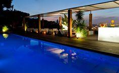 Luxo e charme no Brasil...PISCINA DO HOTEL SANTA TERESA