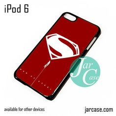 Man of Steel YDP iPod Case For iPod 5 and iPod 6