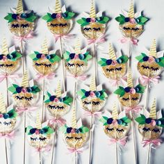 Handmade confectionery from Europe by dabarada Unicorn Birthday Parties, Unicorn Party, Vintage Fashion Sketches, Confectionery, Lollipop Lollipop, Keto Noodles, Favors, Etsy Seller, Sweets