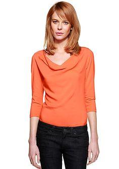 Shirt mit 3/4-Arm im s.Oliver Online Shop kaufen