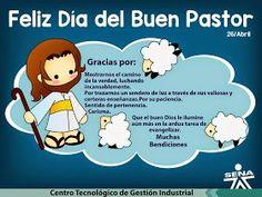 ¡ Feliz día del pastor¡