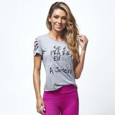 Camiseta Fitness Se É Pra Rir Osmoze Sport - specialitafitness