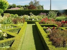upton oaks garden, Marlborough New Zealand