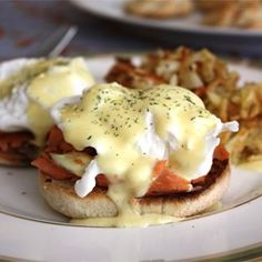 """Blender Hollandaise Sauce 
