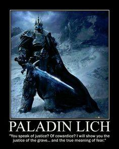 Anti-Paladin here. :3