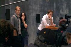 The Twilight Saga: Breaking Dawn (2011-2012). Behind-the-Scenes