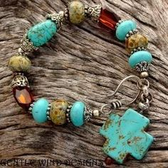 Pin by Kim Butz on Jewelry Making - Bracelets | Pinterest by wanting #jewelrymaking