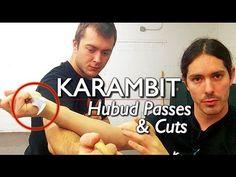 KARAMBIT HUBUD DRILL - Basic Training Karambit Techniques. Filipino Martial Arts   Arnis   Eskrima   Kali   FMA