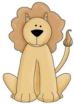 leones para imprimir-Imagenes y dibujos para imprimir