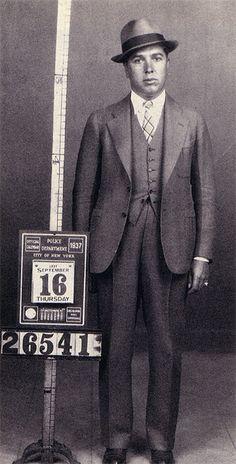 Giuseppe 'Joey A' Adonis former Boss of Genovese Family c.1937