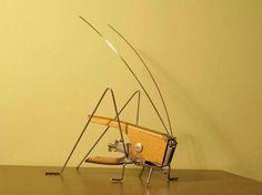 Grasshopper - stapler
