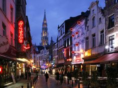 Brussels, Old Town