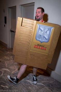 Nintend-Legend of Zelda-gaming. View more EPIC cosplay at http://pinterest.com/SuburbanFandom/cosplay/...