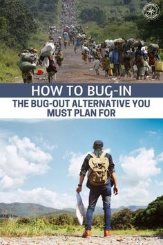 How to Bug-In – The Bug-Out Alternative You MUST Plan For - You can't skip the bug-in plan. Having all of your resources at your disposal versus just your portable resources is a huge advantage. It also gives you a big advantage if you get a late notification since you don't have the need to vulnerably travel. #prepping #preparedness #prepper #survival #shtf #selfsufficient #bugin #bugout