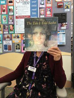 The Tale I Told Sasha  /  Book Faces @ Calvert Library