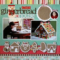 Gingerbread Cricut