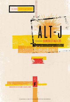 Alt-j - Hundred Waters