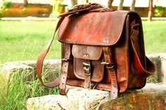 With Terrific Style Comes Great Durability. Check some amazing leather bags at…