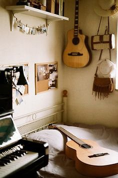 music room is a must-have.