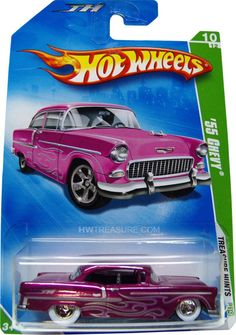 2009 Hot Wheels Super Treasure Hunt 55 Chevy for sale online Custom Hot Wheels, Vintage Hot Wheels, Hot Wheels Cars, Hot Wheels Treasure Hunt, Super Treasure Hunt, Voitures Hot Wheels, Chevy For Sale, Hot Wheels Display, Miniature Cars