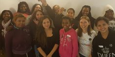 """""""Teen Girls At Homeless Shelter Learn To Code, Work Toward Bright Futures"""" via Huffington Post In A Funk, Steam Education, Night Book, Boys And Girls Club, That One Person, Learn To Code, Bright Future, Faith In Humanity, Music Lessons"""