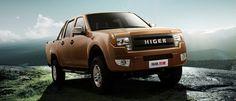 Longwei Pickup - HIGER