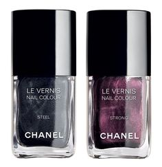 You may have heard of how cool Chanel nail polish is, but you do not know which colors to choose. This article will discuss which Chanel nail polish colors are the best ones to buy. Chanel Beauty, Chanel Makeup, Glam Makeup, Chanel Nail Polish, Chanel Nails, Gorgeous Nails, Pretty Nails, Nail Parlour, Nyx Eyeliner