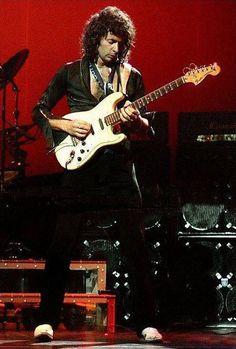 Richie Blackmore........