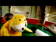... ♫ plain awesome! ... #mr. oizo - flat beat