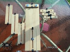 Unique Ropecraft: How to Build the Compact Paracord Jig