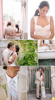 Nicole Miller bride