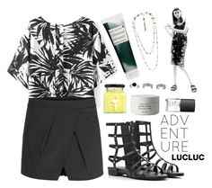 """""""LUCLUC 23 . 3"""" by katerina-rampota ❤ liked on Polyvore"""