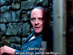 [GIF] The Silence of the Lambs-- that's an INTJ for ya!